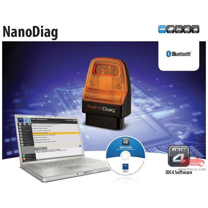 Thiết bị chẩn đoán xe ô tô NanoDiag