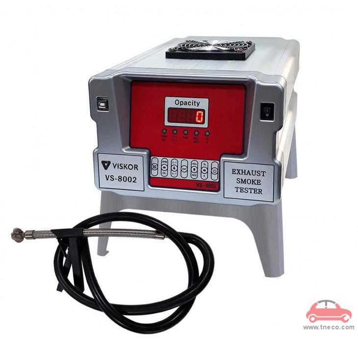 Máy kiểm tra khí xả khói động cơ dầu diesel ôtô Hàn Quốc Viskor VS-8002